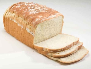 white bread $3